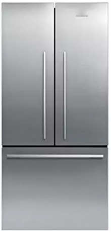 Fisher & Paykel RF522ADX4 Active Smart Frost-free French-door Refrigerator (534 Ltrs, Stainless Steel)