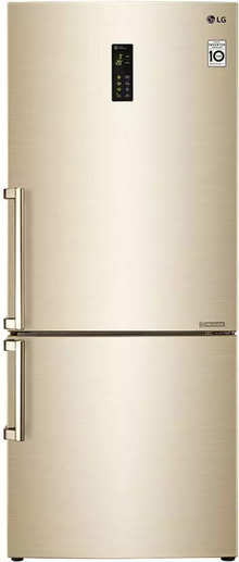 LG 499 L Premium Gold, GC-B559EVQZ Frost Free Double Door Refrigerator
