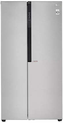 Lg 679 L Frost Free Side By Side Refrigerator Gc B247kqdv Dark Graphite Steel Inverter Compressor Price Full Specifications Features 7th Apr 2021 At Gadgets Now