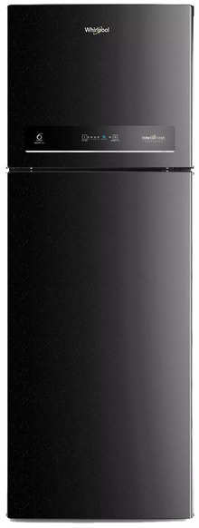 Whirlpool 292 L 3 Star Inverter Frost-Free Double-Door Refrigerator (IF INV CNV 305 ELT (3S), Black Sparkle)
