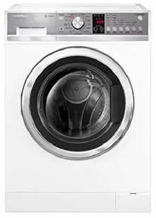 Fisher & Paykel WH8560P1 FP IN Fully Automatic Front-Loading Washing Machine (8.5 Kg, White)