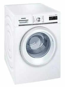 Siemens WM12W440IN 8 Kg Front Loading Washing Machine (White)