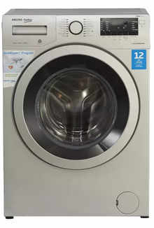 Voltas Beko WFL80S 8 Kg Fully Automatic Front Loading Washing Machine (Grey)