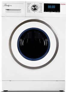 Onida 7.5 Kg Fully Automatic Front Loading Washing Machine (F75TDWW, White)