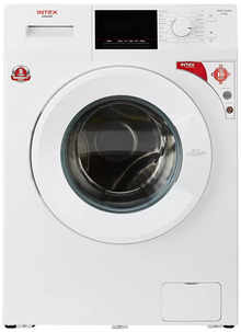 Intex 6.0 Kg Fully Automatic Front Loading Washing Machine (WMFF60BD, White)