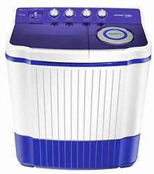 Voltas Beko 8 Kg Semi Automatic Top Loading Washing Machine (WTT80BT, Red)