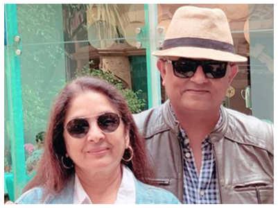 Neena-Gajraj's 'Don't Be Shy challenge'