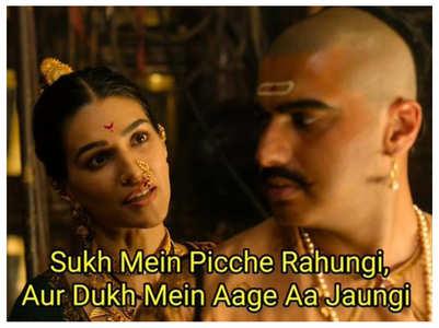 'Panipat' trailer starts a meme train