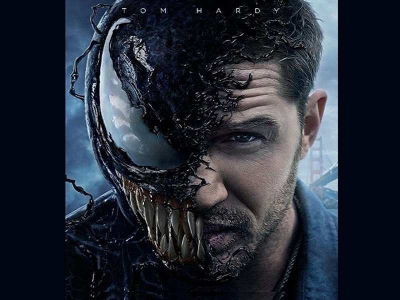Venom 2 Tom Hardy Teases Fans With A Venom Vs Carnage Showdown Post English Movie News Times Of India