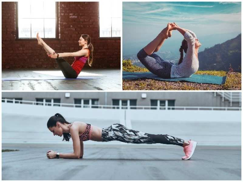 2 Yoga Asanas That Target That Double Chin Times Of India