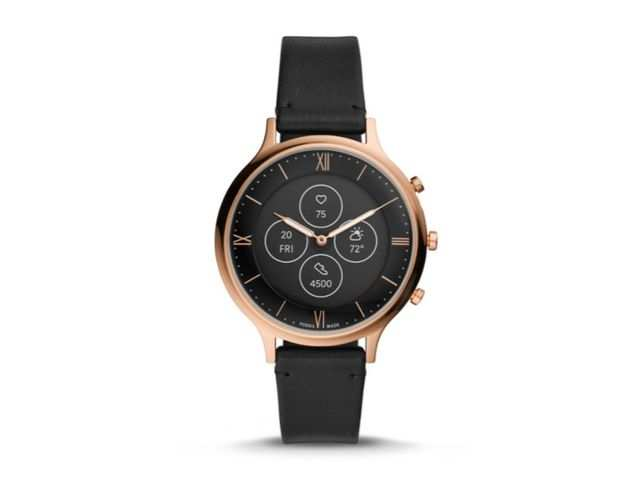 Fossil launches Hybrid HR smartwatch at a starting price of $195
