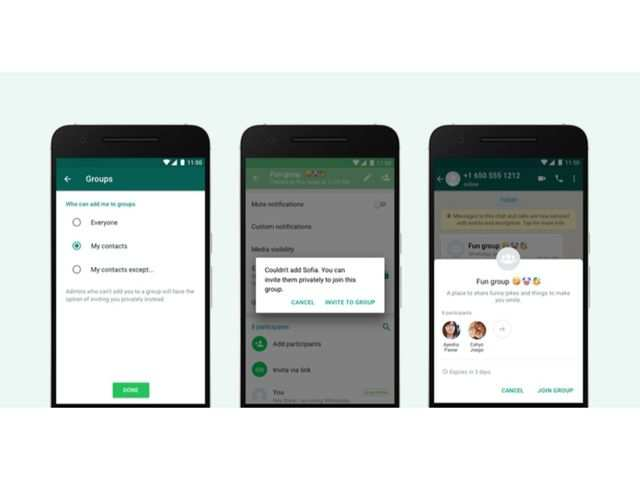 Whatsapp updates Group privacy feature, what it means for you