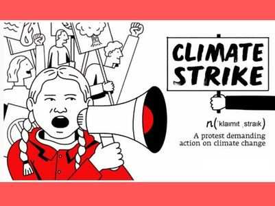'Climate Strike' is Word of the Year 2019