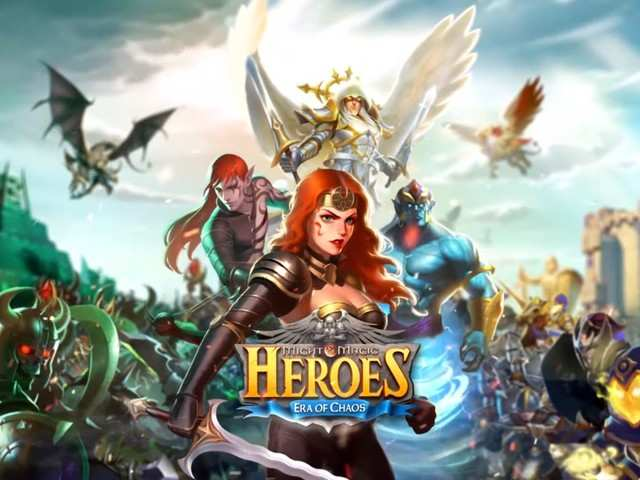 Heroes of Might & Magic is coming to iOS and Android
