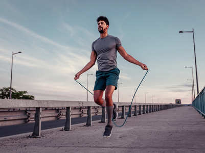 5 reasons you should jump rope every day