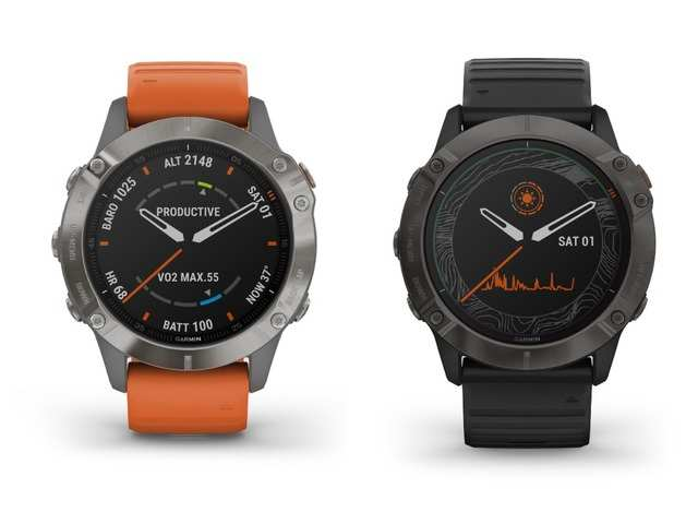 Garmin launches new Fēnix 6 Series of premium multisport GPS watches in India