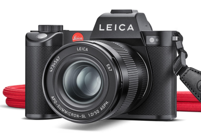 Leica SL2 47MP mirrorless camera with IP54 rating launched