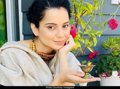 Can you spot Kangana in this throwback pic?