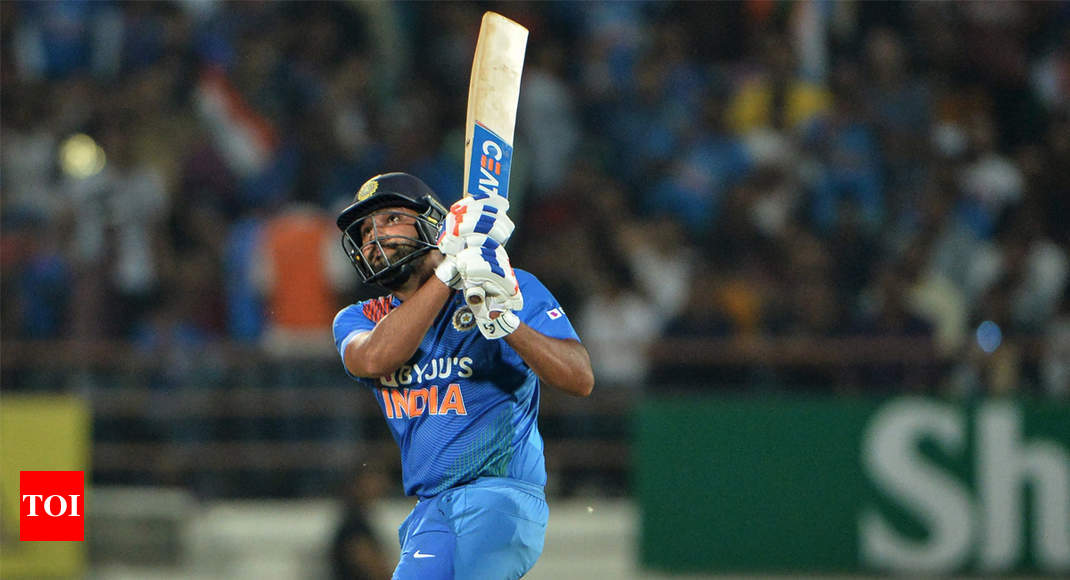 Just wanted to stay still and tonk the ball, says Rohit Sharma