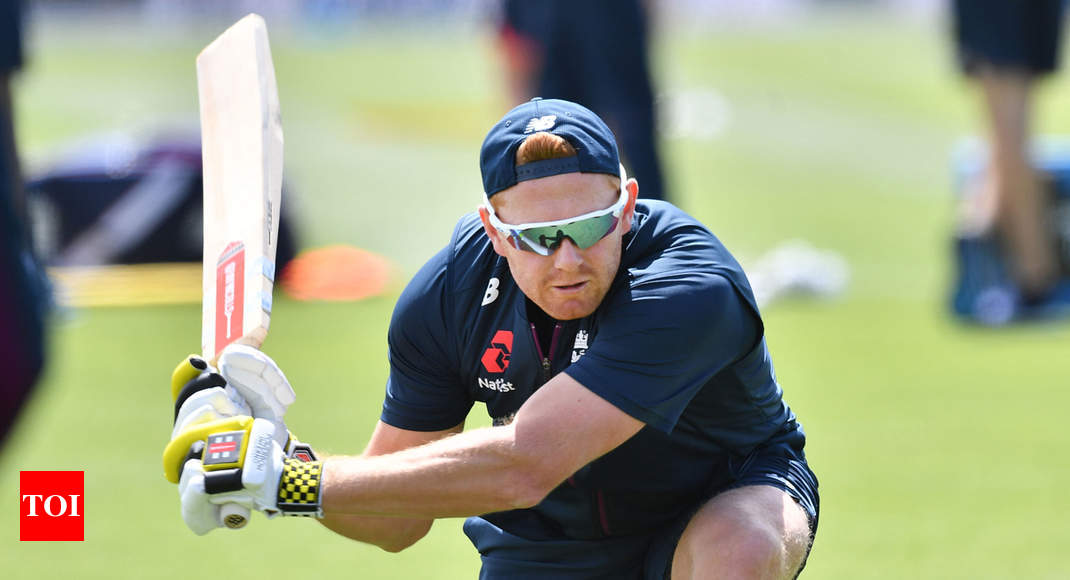 News / Sports News / Cricket News / England recall Jonny Bairstow as injury cover for New Zealand Tests