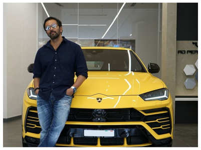Fans react on Rohit Shetty's new luxury car