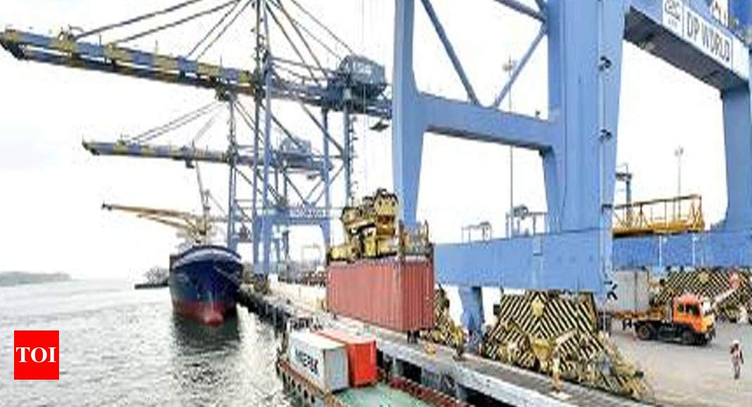 UK firm gets Guj nod to build Rs 1,900cr port