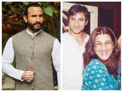 Saif credits Amrita for his B'wood success