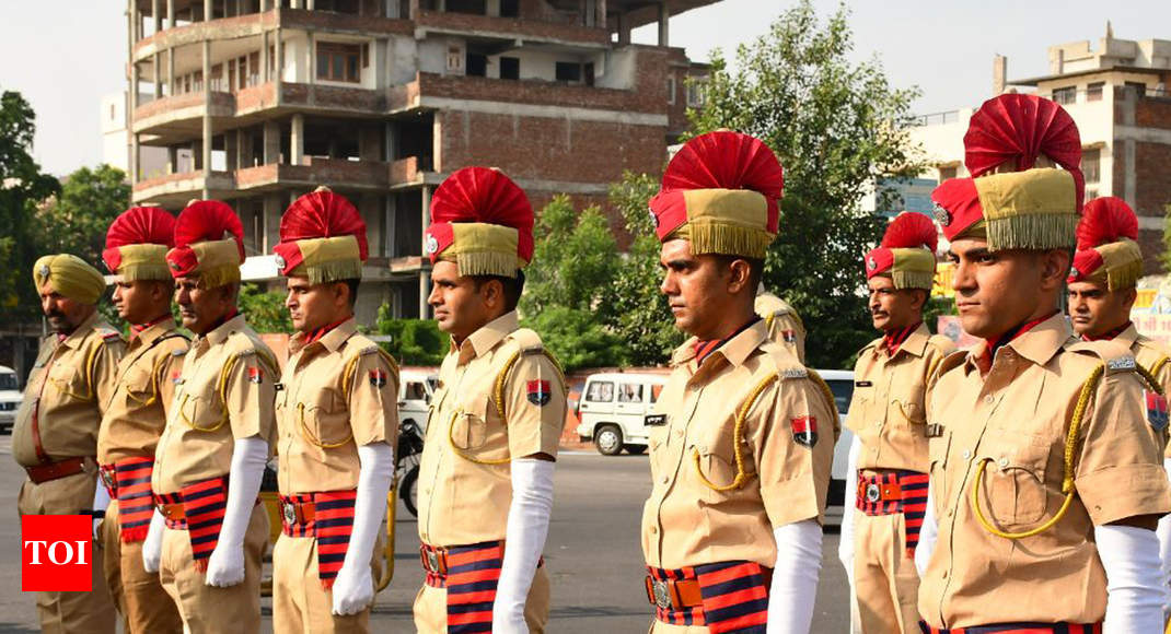 Rajasthan Police Constable Recruitment 2019: Standing whisper launched, notification quickly thumbnail
