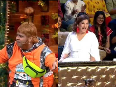 TKSS: Baccha mocks Archana's fake laughter