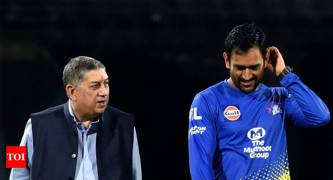 'Cold-blooded focus' helped CSK make successful comeback: Srinivasan