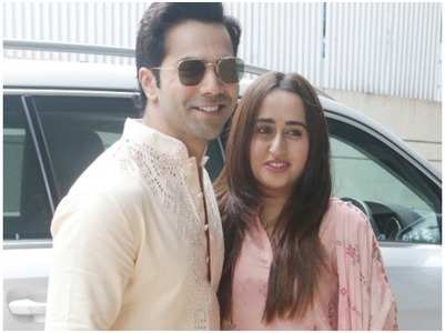 Natasha: Will eventually marry Varun Dhawan