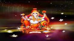 Marathi Devotional And Spiritual Song 'Ganesha Aarti' Sung By Nandesh Umap