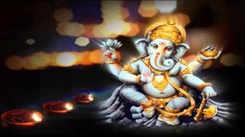 Marathi Devotional And Spiritual Song 'Ganpati Aarti' Sung By Romesh Umap
