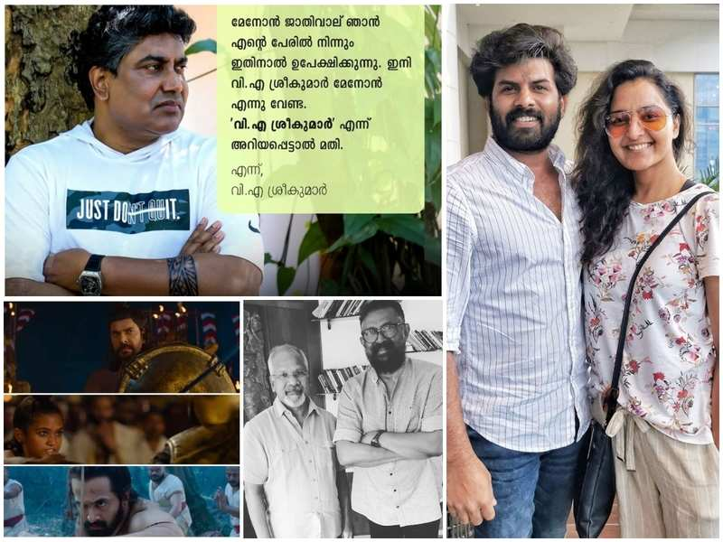Week that was! Director Shrikumar drops caste tag, Lal joins Mani Ratnam movie, Manju Warrier and Sunny Wayne teams up and much more