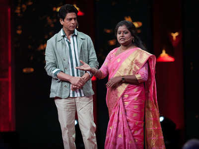 SRK calls Kavita Devi an inspiration