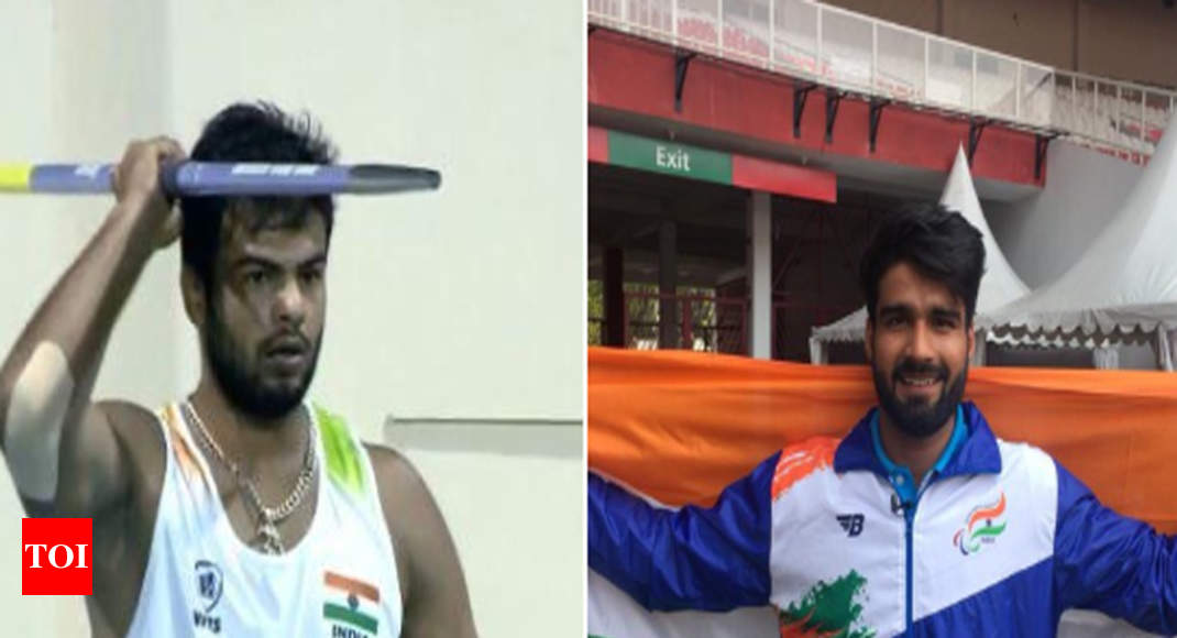 World Para Athletics: Two Indians win gold, silver with WRs in javelin