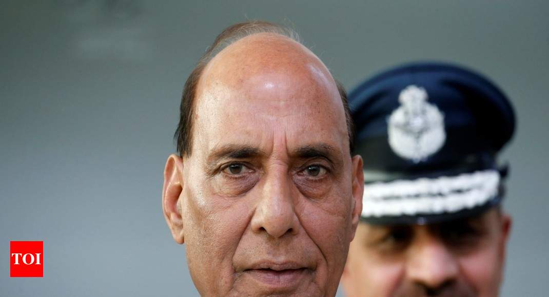 SC verdict on Ayodhya 'historical';needs to be popular with 'equanimity and magnanimity': Rajnath Singh thumbnail