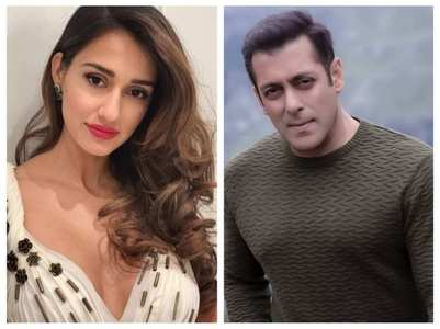Disha is all praise for her co-star Salman