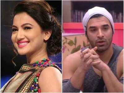 Gauahar finds qualities of a winner in Paras
