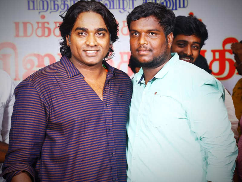Fan moment: Sethu anna advised me not to spend time following him around, says S Pugazhendi