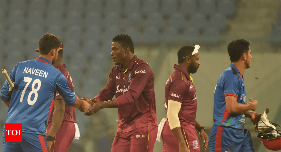 2nd ODI: West Indies beat Afghanistan by 47 runs; flies invade stadium thumbnail
