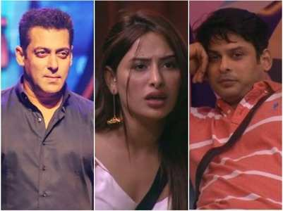 Salman asks Mahira why she targets Sid?