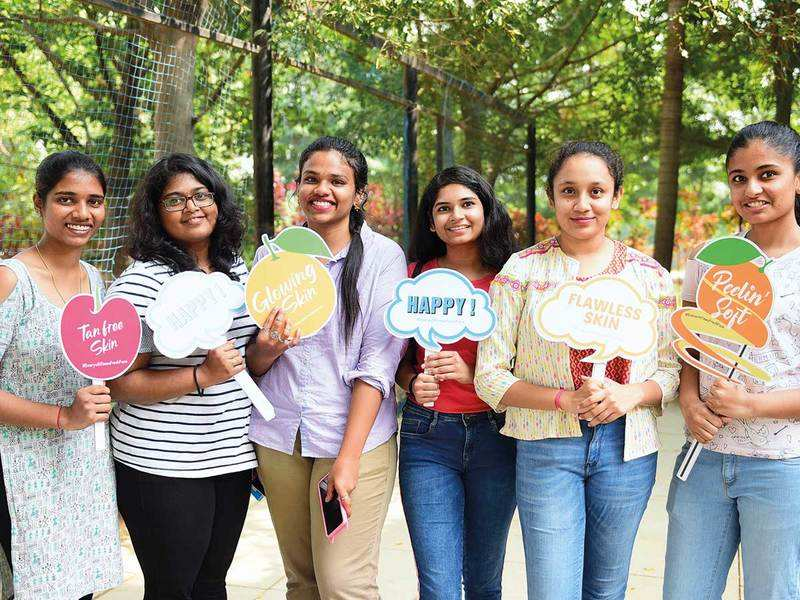 Freshest talents from Hyderabad colleges gear up for the auditions