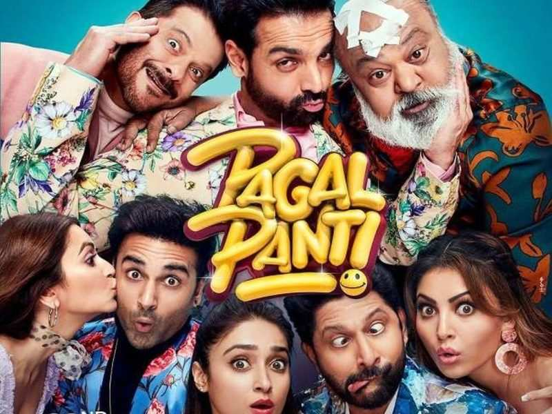 'Pagalpanti' new teaser: John Abraham, Ileana D'Cruz and others offer another dose of laughter