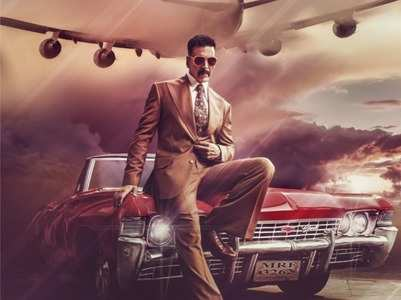 Akshay's first look from 'Bell-Bottom' out!