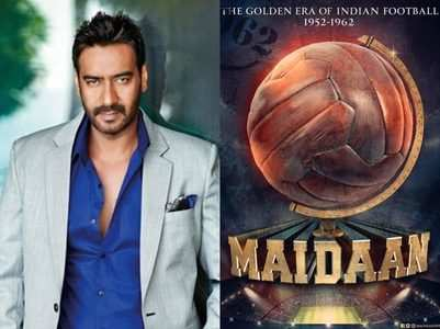 Ajay Devgn's 'Maidaan' to release on Nov 2020