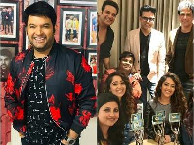 Kapil's show wins big at award function