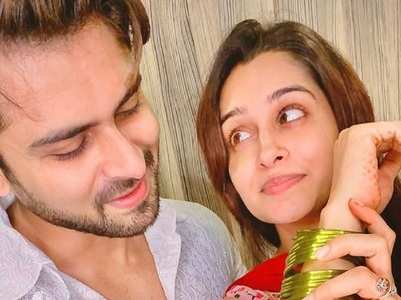 Dipika celebrates Eid-e-Milad with Shoaib