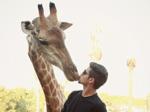 Meet Abdulla Saif Belhasa, a stylish footballer & an avid Animal lover...