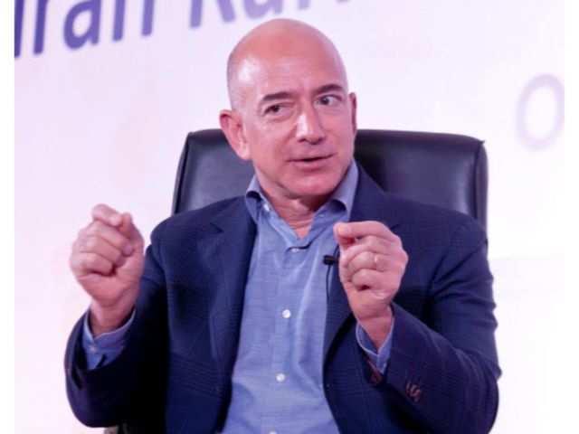 Amazon CEO Jeff Bezos now plans to own a football team